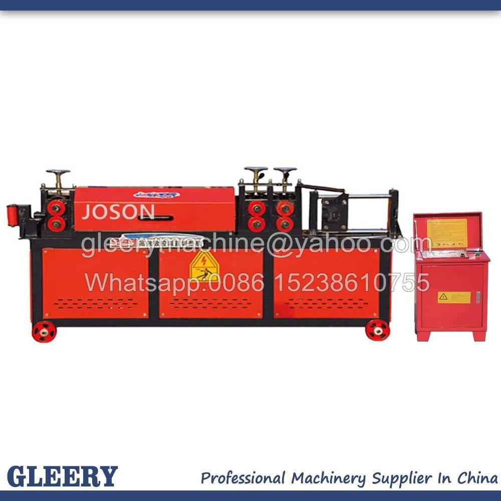 GT4-14A Wire Rebar Straightening Machine