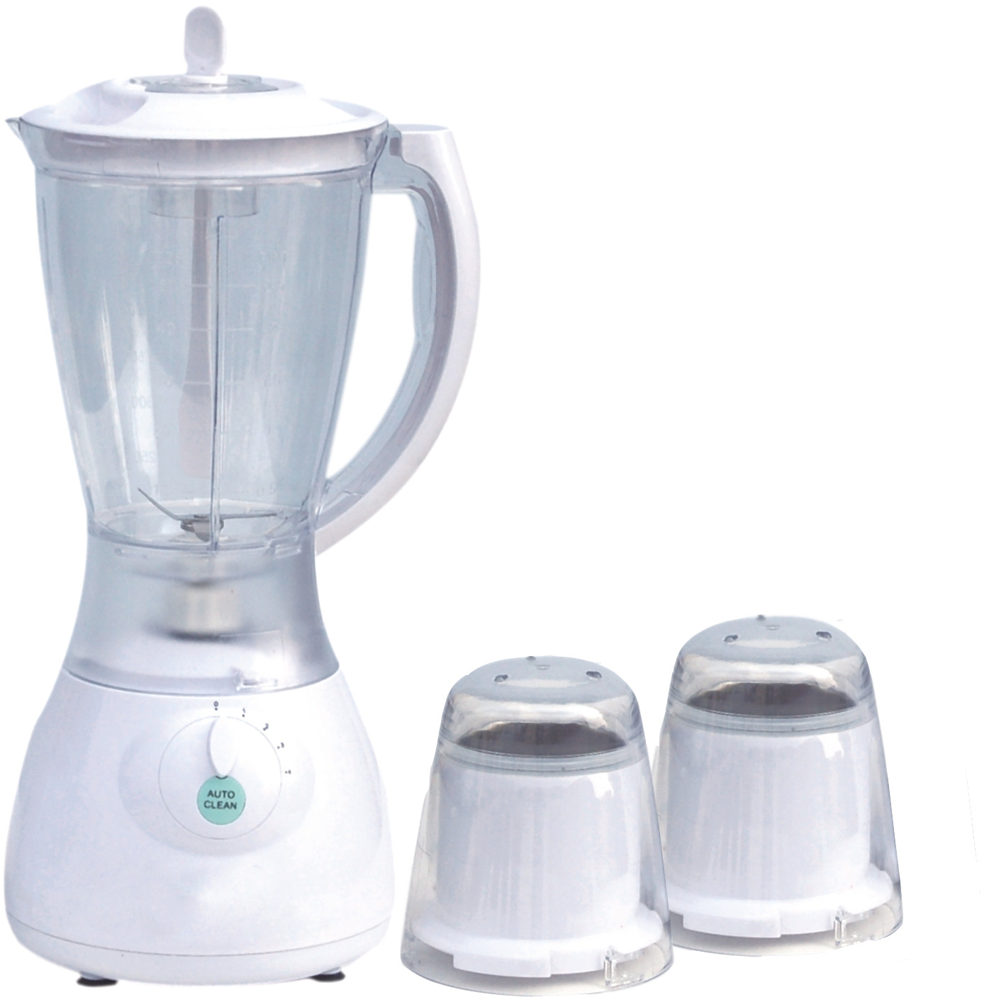 Hot sell 1.5L 3 in 1 unbreakable blender with filter