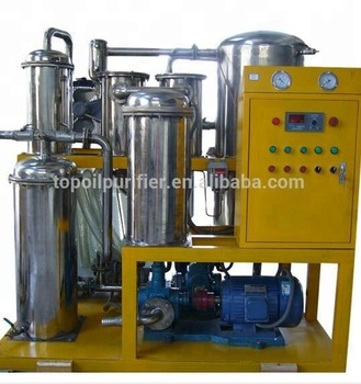 TYF Series Fire-resistant hydraulic oil and EH phosphate fire-resistant fuel oil purifier