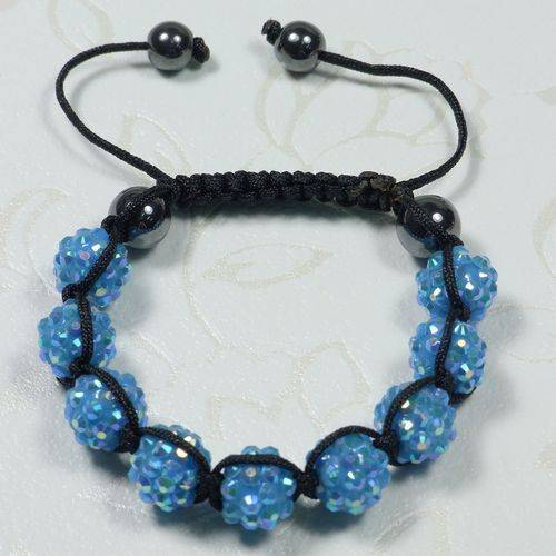 2011new fashion shamballa bracelet