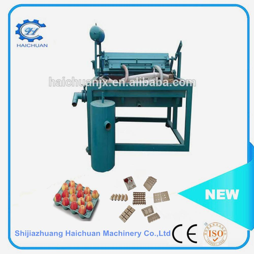 paper pulp molding machine egg tray making machine