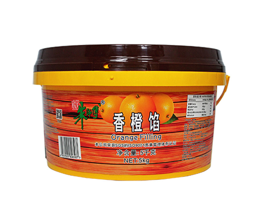 Orange Filling (5kg)