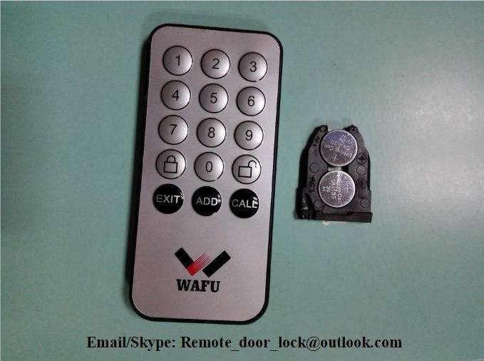 WAFU Code Board of WAFU Smart Remote Lock