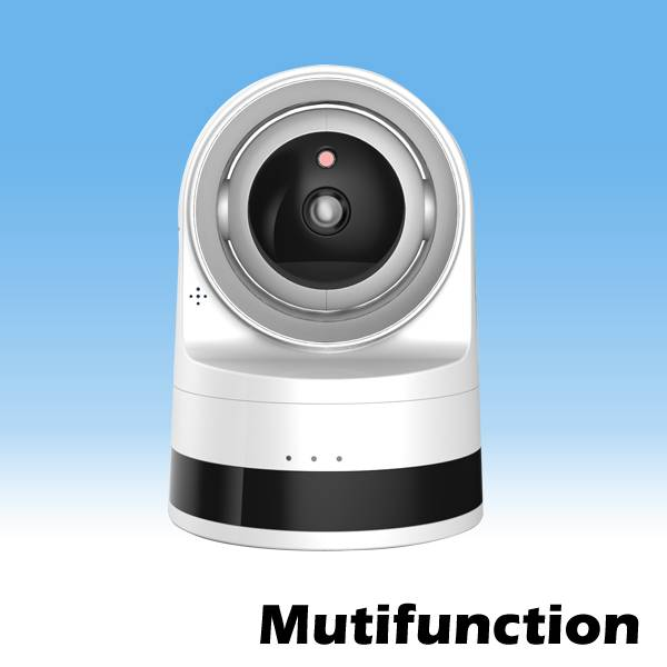 Smart home wifi ip camera 960P with IR remote function for TV,AC etc