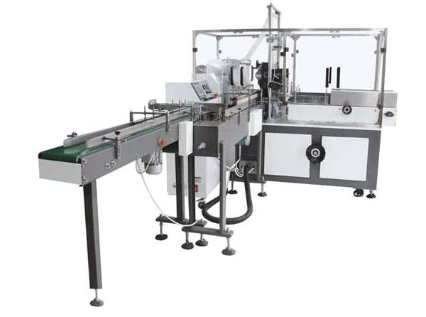 Paper Handkerchiefs Packaging Machine(multi bag) (DC-PHPM-2)