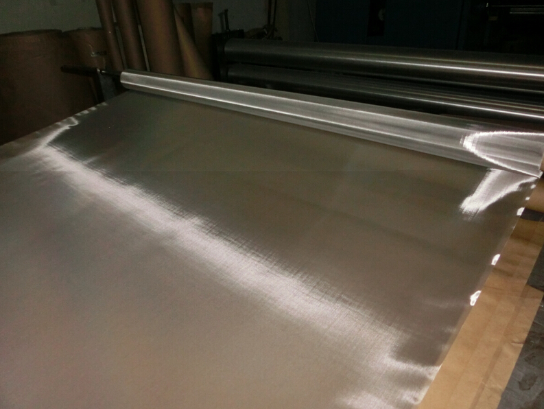 Plain/Twill Weave Stainless Steel Wire Mesh