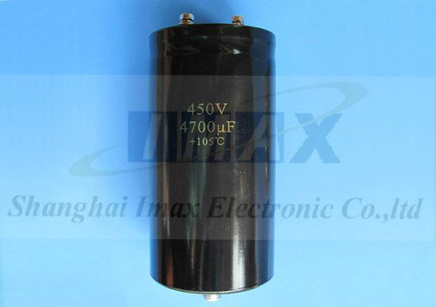 450V 4700uf 5000 Hours 105C large can capacitor