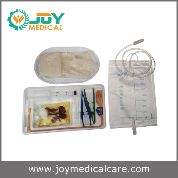 Disposable urethral catheterization kit