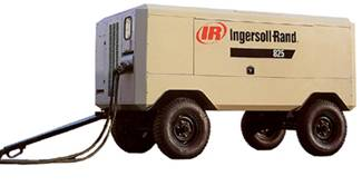 Ingersoll Rand scroll air compressor