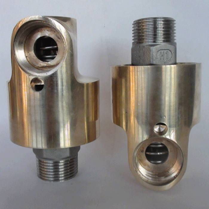 HD Type 3/4 Inch Copper Monoflow Threaded Roating Union