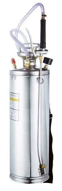iLOT 13L manual stainless steel knapsack sprayer