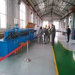 flux cored solder wire production machine