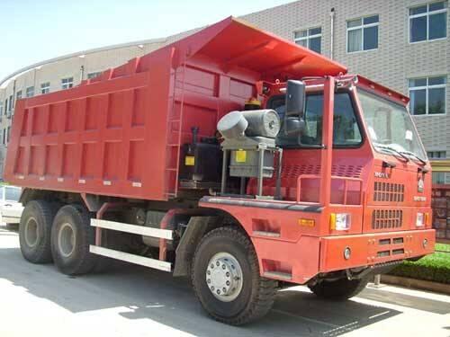 SINOTRUK HOWO 6x4 Mining Dump Truck