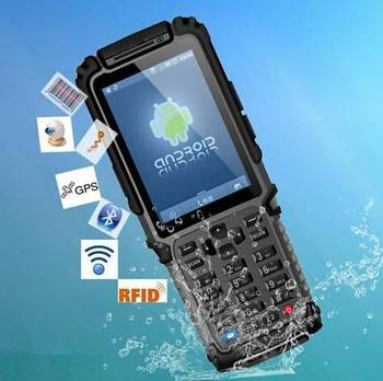 Portable Android PDA barcode scanner terminal with RFID/WI-FI/GPRS/WCDMA TS-901
