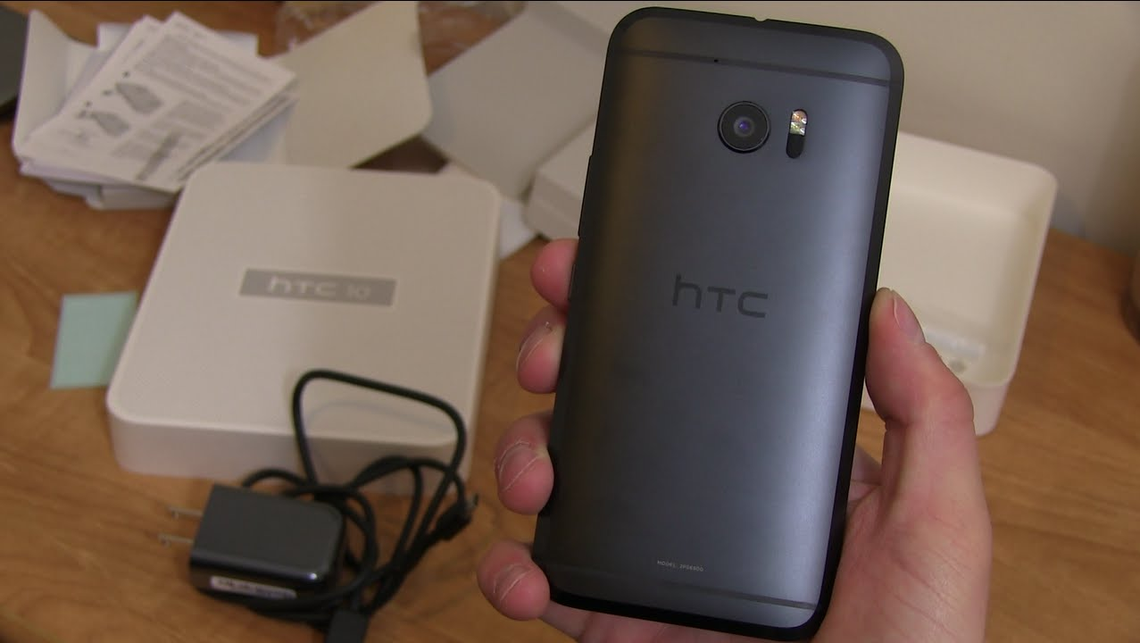 HTC - 10 with 32GB Memory Cell Phone