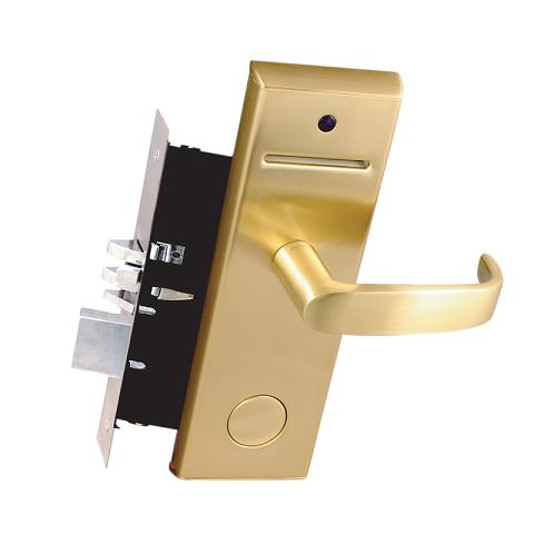 hotel IC card lock, Magnetic card lock, door lock E1180S