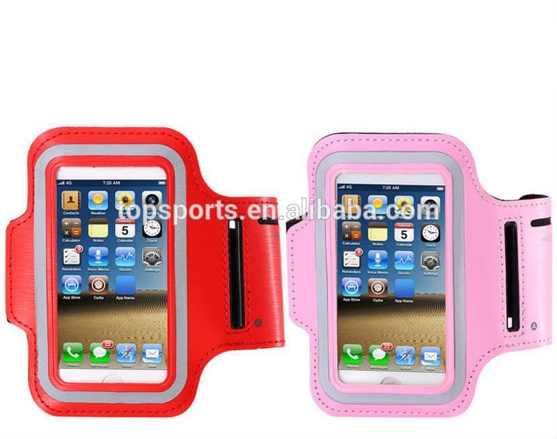 Nice neoprene mobile phone Case armband for iphone/Samsung/Lenovo