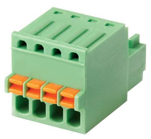 2.5mm pitch PCB Terminal Block Connector