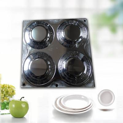 Melamine Dinner Set Mould Melamine Plate Mould in 1 Mould 4 Cavity