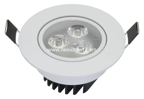 Delicate 3W Dimmable Smart LED Ceiling Light
