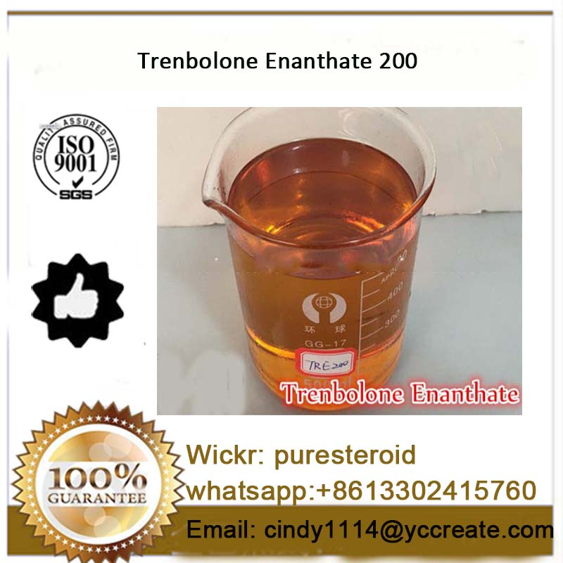 Trenbolone Enanthate 200mg/ml (Trenaject 200) Semi-finished Steroid