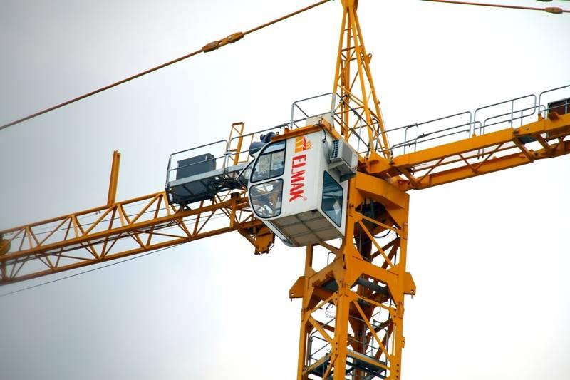 Tower crane EMK60/8