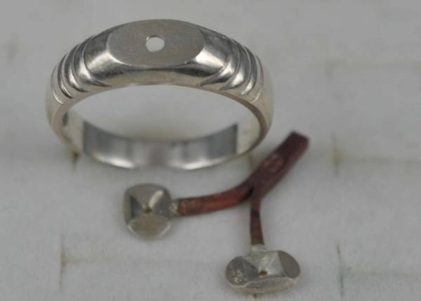 jewelry master molds for men's ring