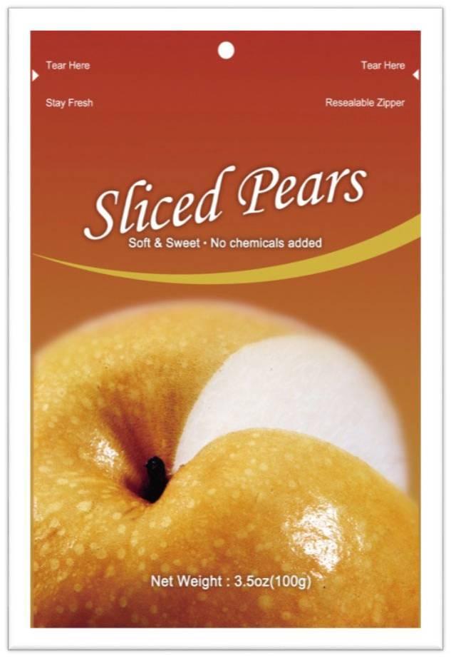 Korean Dried Pear