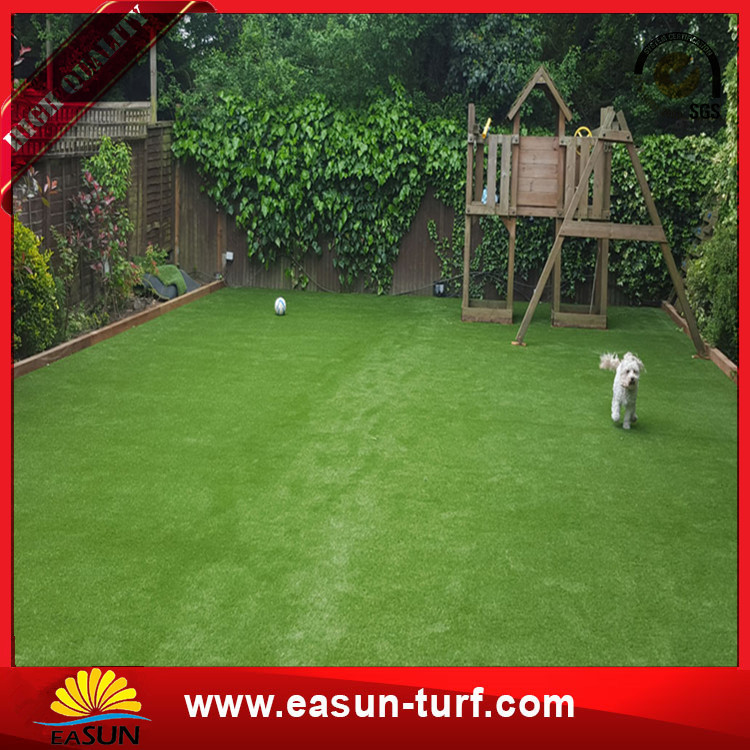 Residential Landscaping artificial grass synthetic turf for indoor and ourdoor -Donut