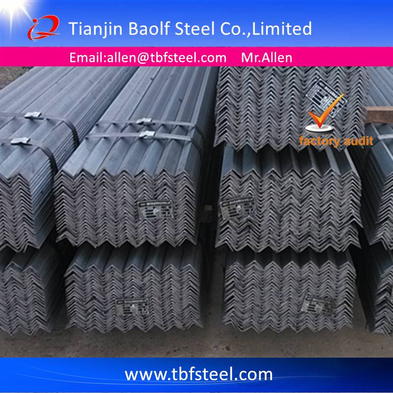 Hot Rolled Steel Angle Profile