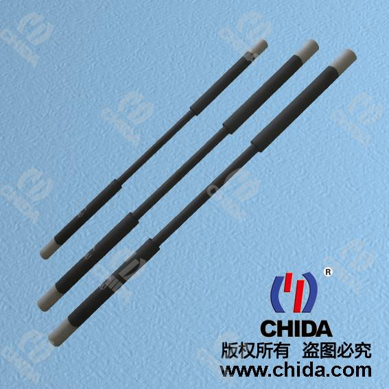 dumbell SiC heating element, SiC furnace heater