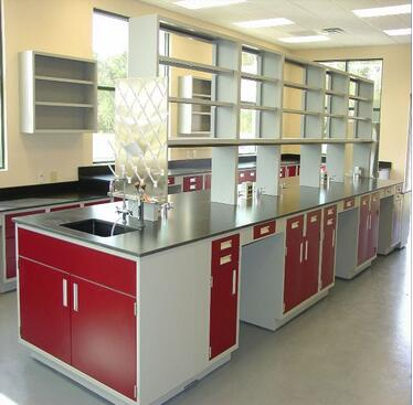 MKLB All Steel Lab Bench(Sidelined & Central) Laboratory furniture/lab work bench/lab bench price