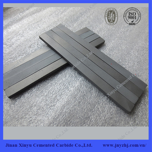 Non-magnetic tungsten carbide strip with YN11 material