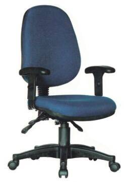 Mid-back comfortable computer fabric chair