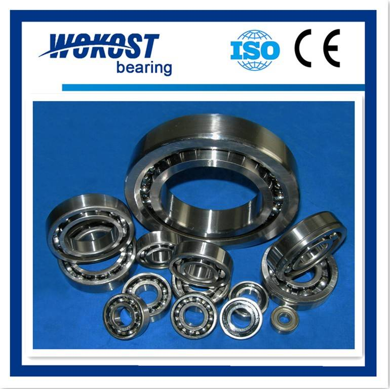 used in moto Deep Groove Ball bearing