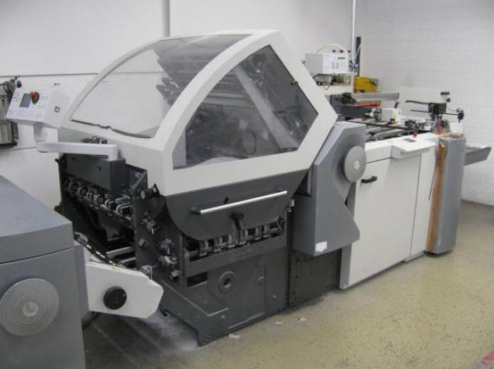 Folding machine Heidelbrg Stahl KH 78/ 6 KTL - FH [2006]