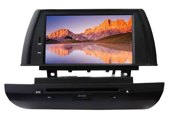 Feel boring in your car whiling waiting for someone?Special car DVD player for BMW1 F20/BMW3 F30 wit