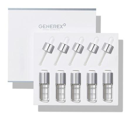 GENEREX DERMA TOX Complex Ampoule Skin Care