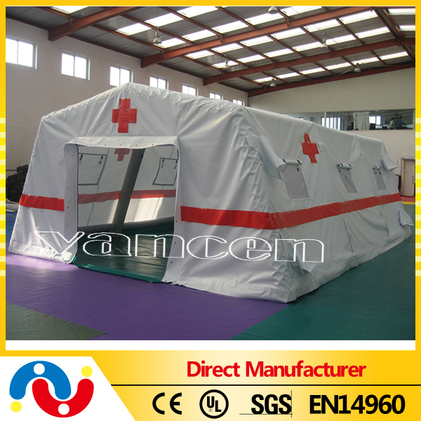 military / medical inflatable stage cover tent inflatable event tent inflatable tent