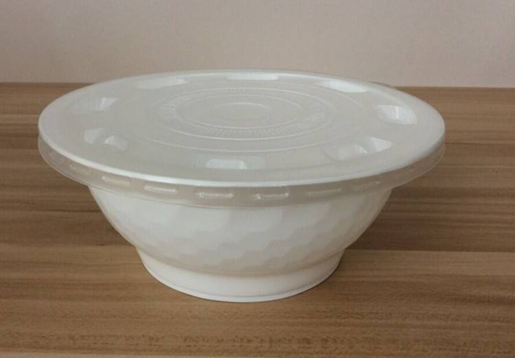 PP Plastic bowl for food package
