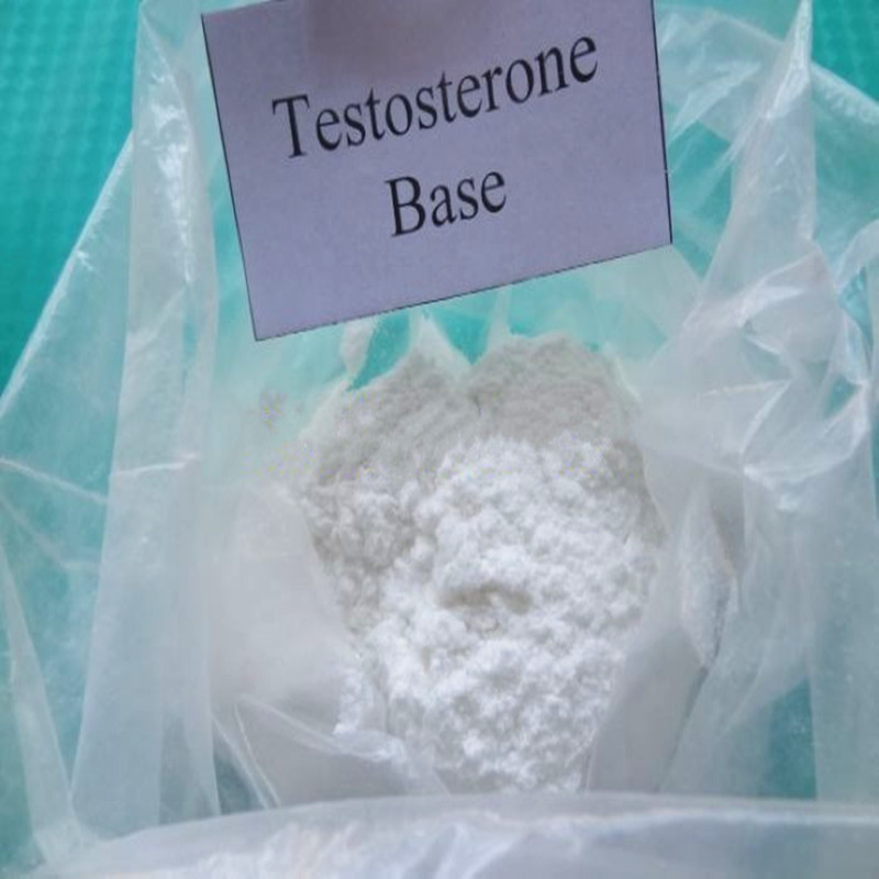 Steroids Powder Testosterones Base CAS No.: 58-22-0 Manufacturer