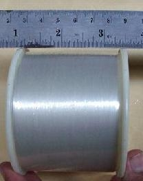 100% Nylon Transperent Film Yarn