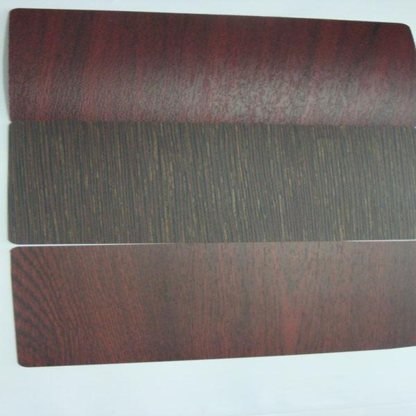 PVC vacuum press kitchen door film