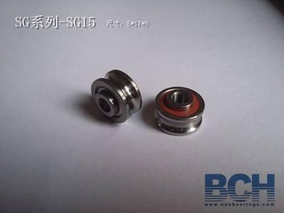 SG15 Track Roller Bearing