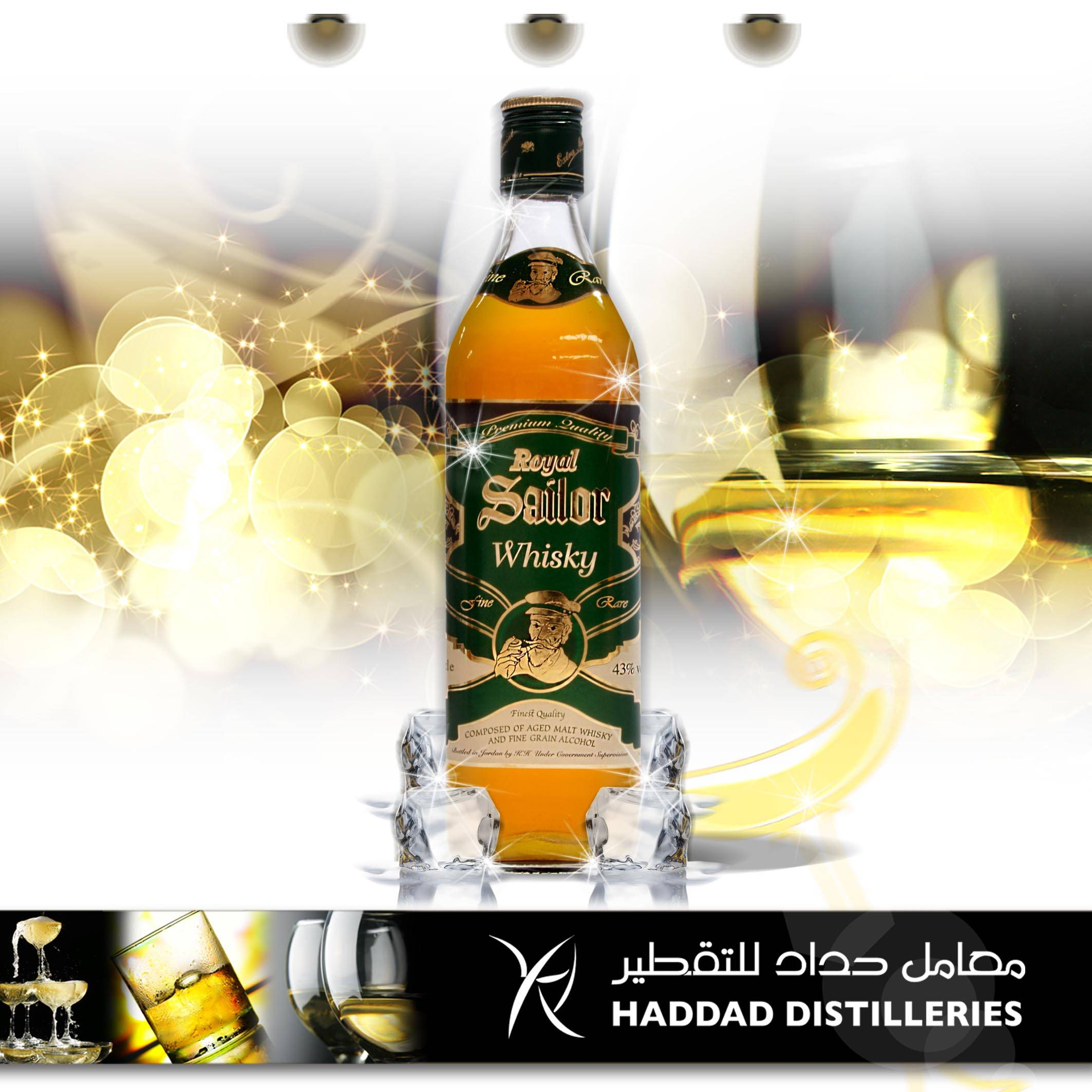 Royal Sailor Whisky