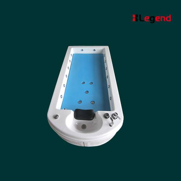 Luxury SPA Massage Bath pool water Bed Vichy Shower S-108