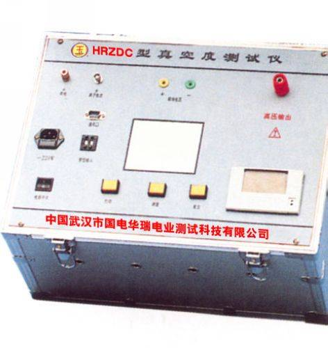 HBZDC Type Vacuity of the Vacuum Switch Measuring Instrument