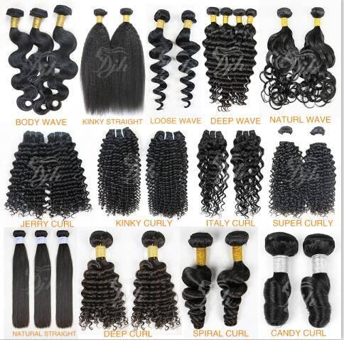 100 kinky curl remy human hair