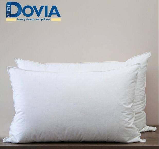 Gray duck down Pillow(Hard)