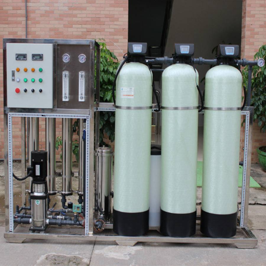 Hot selling commercial ro water purifier